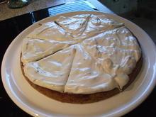 Erdnusscreme-Torte Low Carb - Rezept - Bild Nr. 865