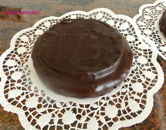 KuchenZwerg:   SOFT CAKE  als kleine Torte - Rezept - Bild Nr. 873