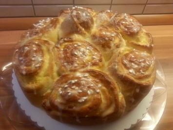 Mazu12-Brioche, Französischer Kuchen, Hefekuchen - Rezept - Bild Nr. 883