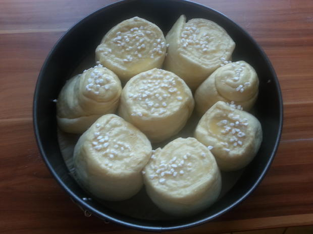 Mazu12 Brioche Franzosischer Kuchen Hefekuchen Rezept Kochbar De