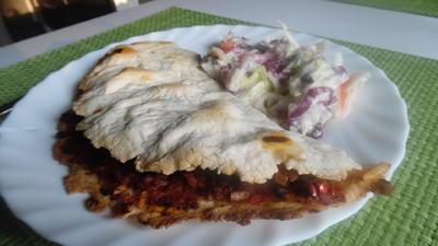Türkische Pizza - etwas abgewandelt - Rezept - Bild Nr. 913
