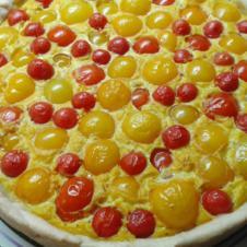 Tomatenquiche - Rezept - Bild Nr. 959