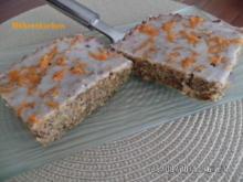 Möhrenkuchen - Rezept - Bild Nr. 953