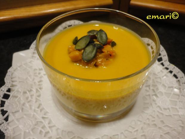 Südsteirische Hokkaiodo Suppe - Rezept - Bild Nr. 972