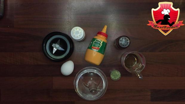 Einfaches Salatdressing - Rezept - Bild Nr. 955