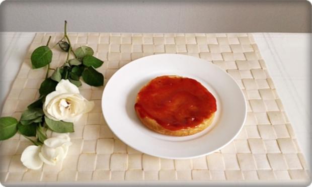 XXL Burger  mit Lollo Rosso Salat und....nach Art des Hauses - Rezept - Bild Nr. 987