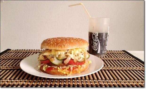 """Heißhunger auf """"Thüringer Burger"""" - Rezept - Bild Nr. 996"""