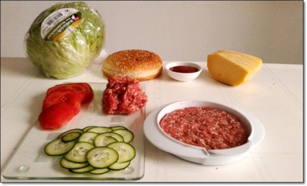 """Heißhunger auf """"Thüringer Burger"""" - Rezept - Bild Nr. 999"""