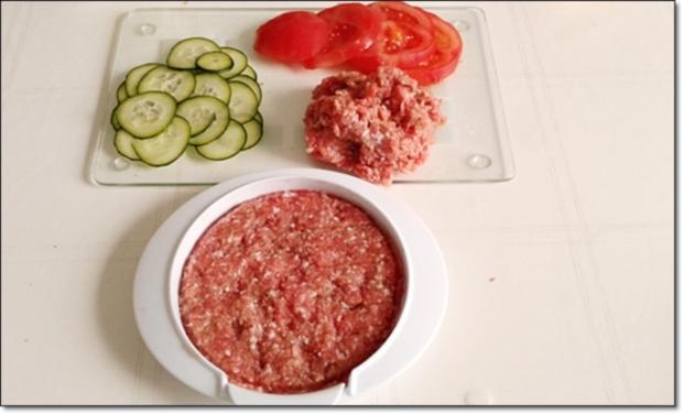"""Heißhunger auf """"Thüringer Burger"""" - Rezept - Bild Nr. 1000"""