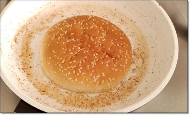 """Heißhunger auf """"Thüringer Burger"""" - Rezept - Bild Nr. 1008"""