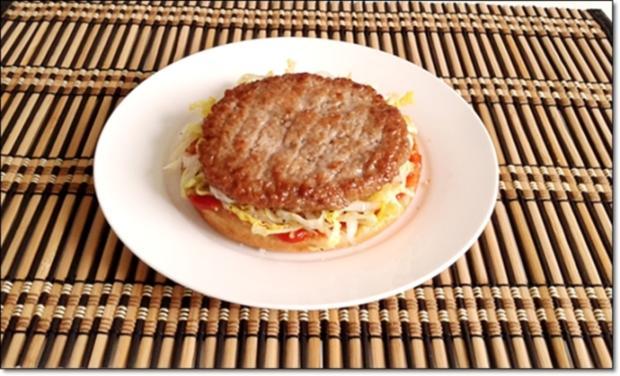 """Heißhunger auf """"Thüringer Burger"""" - Rezept - Bild Nr. 1013"""