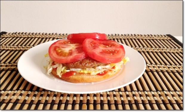 """Heißhunger auf """"Thüringer Burger"""" - Rezept - Bild Nr. 1014"""