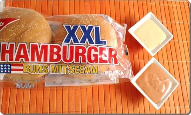 Chickenburger selber machen - Rezept - Bild Nr. 999