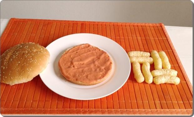 Chickenburger selber machen - Rezept - Bild Nr. 1004