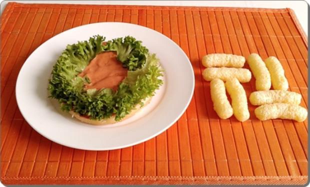 Chickenburger selber machen - Rezept - Bild Nr. 1005