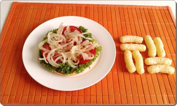 Chickenburger selber machen - Rezept - Bild Nr. 1007