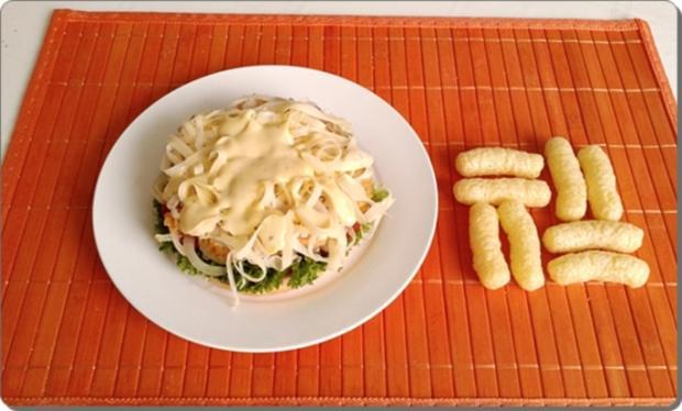 Chickenburger selber machen - Rezept - Bild Nr. 1014