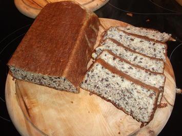 Rezept: Mein Brot Nr.3 Low Carb