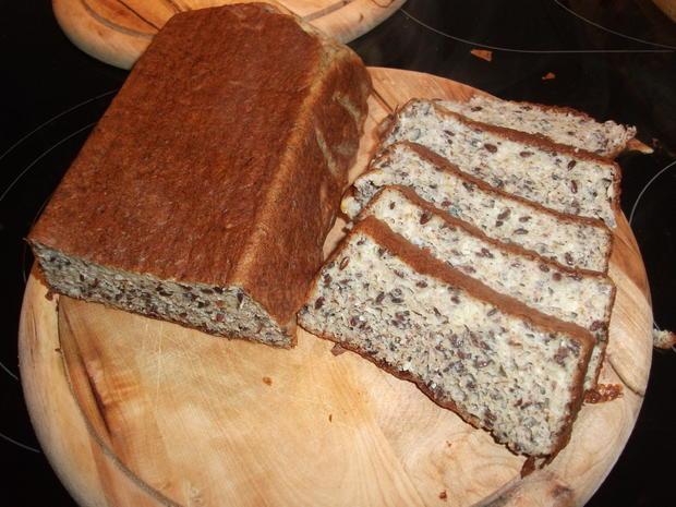 Mein Brot Nr.3 Low Carb  - Rezept - Bild Nr. 1051