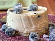 Joghurt-Darjeeling-Törtchen mit Heidelbeeren - Rezept - Bild Nr. 1057