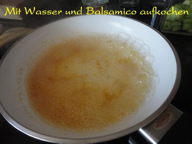 eingelegte Balsamico Gurken mit geröstetem Sesam - Rezept - Bild Nr. 1070