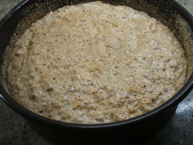 Backen: Apfel-Nuss-Kuchen - Rezept - Bild Nr. 1072
