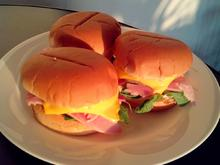 Hawaii-Burger - Rezept - Bild Nr. 1069