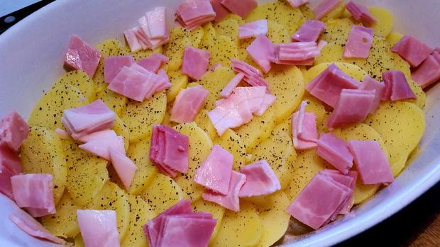 Kartoffel-Gemüse-Auflauf ... - Rezept - Bild Nr. 1076