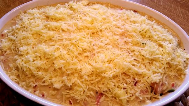 Kartoffel-Gemüse-Auflauf ... - Rezept - Bild Nr. 1080