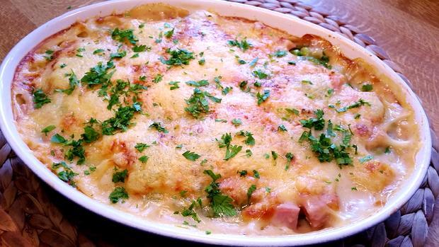 Kartoffel-Gemüse-Auflauf ... - Rezept - Bild Nr. 1081
