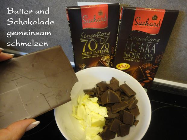 Schokolade - Birnen Torte - Rezept - Bild Nr. 1084