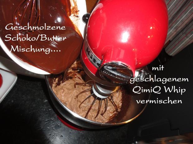 Schokolade - Birnen Torte - Rezept - Bild Nr. 1087
