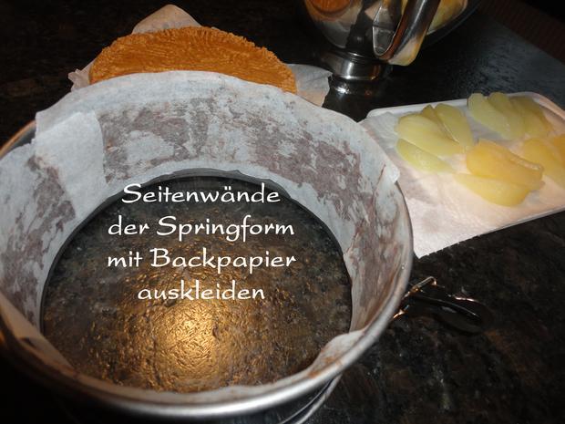 Schokolade - Birnen Torte - Rezept - Bild Nr. 1088