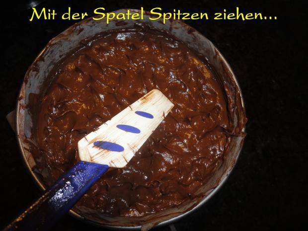Schokolade - Birnen Torte - Rezept - Bild Nr. 1082