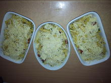 Zucchini Kassler Nudel Pfanne - Rezept - Bild Nr. 1080