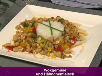 Wok-Gemüse mit Hähnchen (Oliver Mösch) - Rezept - Bild Nr. 1080