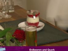 Sahnequark mit Erdbeeren (Simone Voss) - Rezept - Bild Nr. 1080