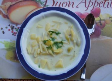 Stangenbohnen-Kartoffelsuppe - Rezept - Bild Nr. 1081