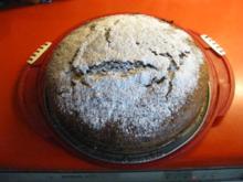 Schoko Kuchen mit Orangensaft - Rezept - Bild Nr. 1098