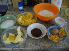 Apfel Mandel Muffins - Rezept - Bild Nr. 1098