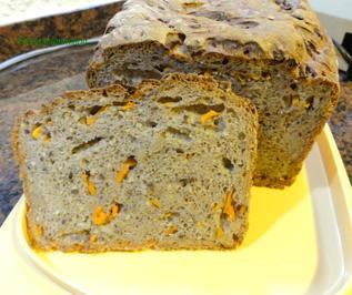 Rezept: Brot:   KAROTTEN - BROT