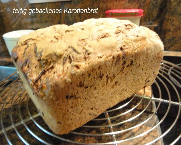 Brot:   KAROTTEN - BROT - Rezept - Bild Nr. 1103