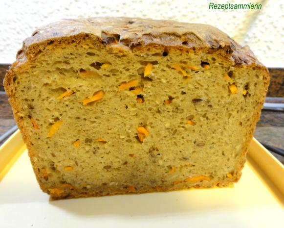 Brot:   KAROTTEN - BROT - Rezept - Bild Nr. 1104