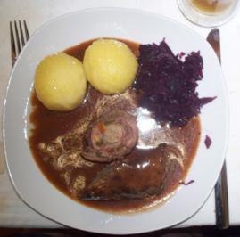 """Rezept: Roulade """"Nürnberger"""""""