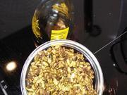 Sonnenblumen Kerne geröstet mit Sojasauce verfeinert - Rezept - Bild Nr. 1099