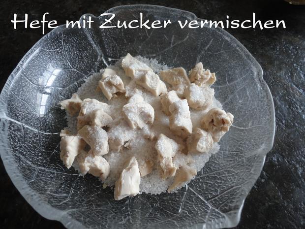 Roggen Brot mit Sauerteig - Rezept - Bild Nr. 1128
