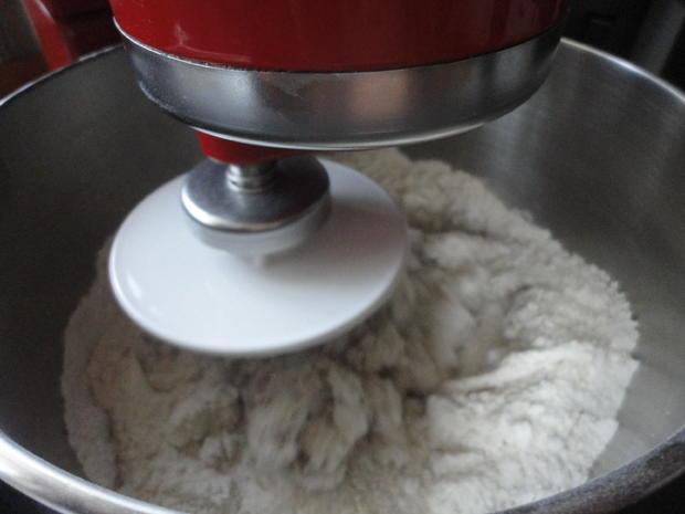 Roggen Brot mit Sauerteig - Rezept - Bild Nr. 1139