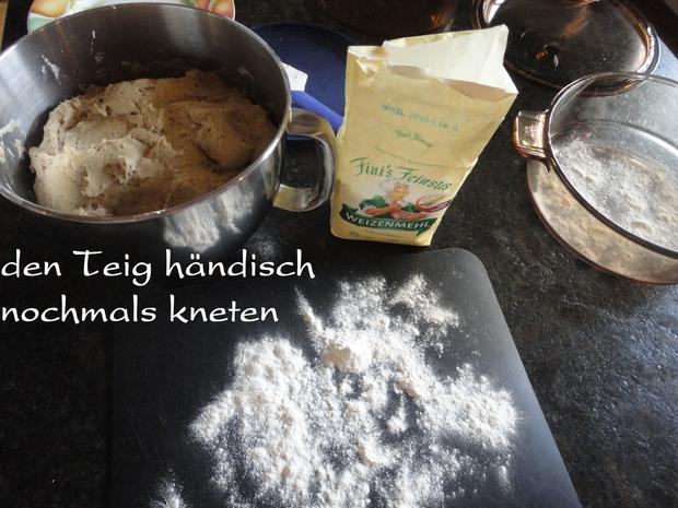 Roggen Brot mit Sauerteig - Rezept - Bild Nr. 1143