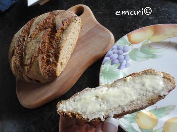 Roggen Brot mit Sauerteig - Rezept - Bild Nr. 1151