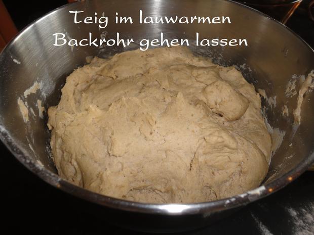 Roggen Brot mit Sauerteig - Rezept - Bild Nr. 1130